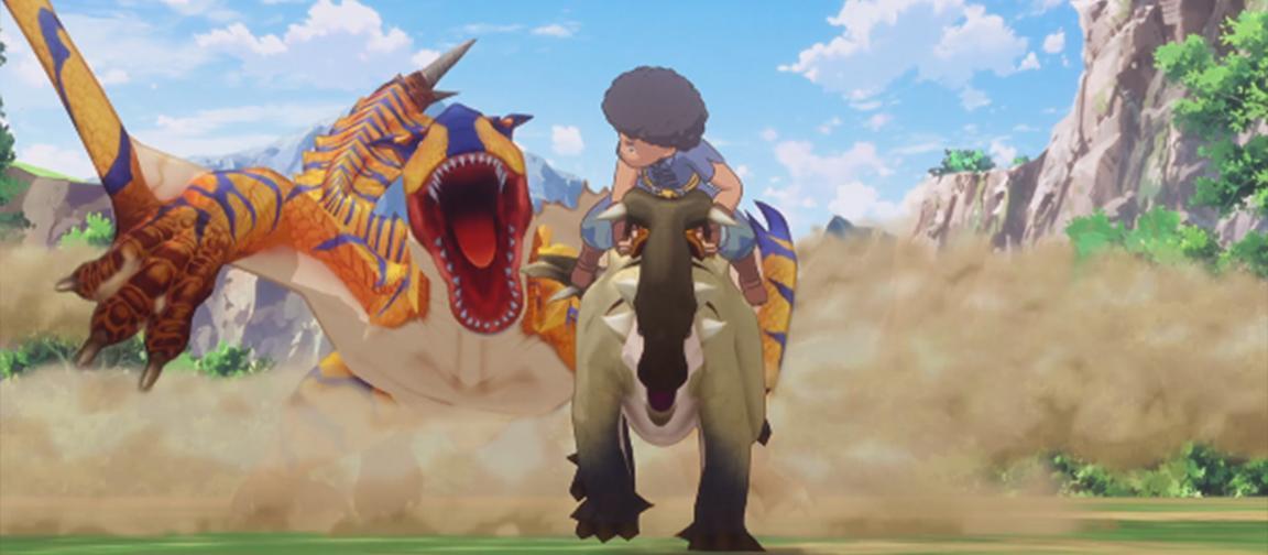 صورة Monster Hunter Stories: Ride On